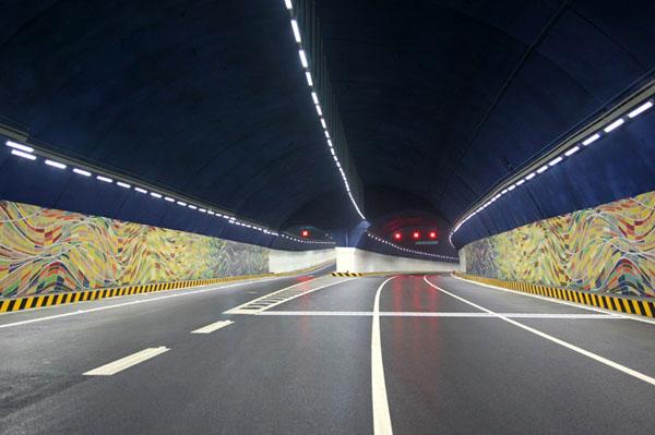 胶州湾海底隧道工程