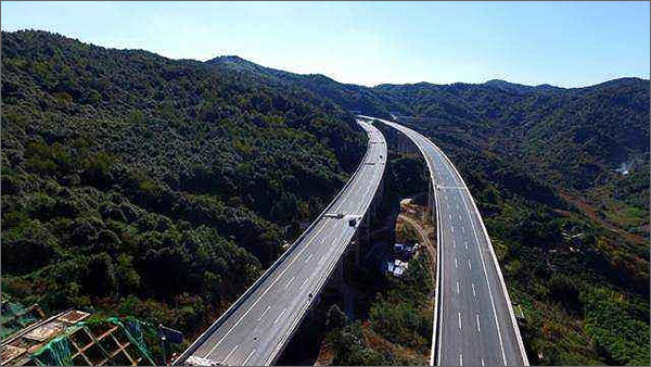 富砚高速公路