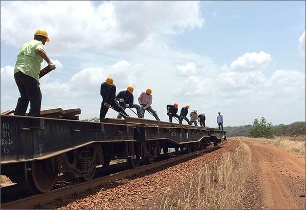 委内瑞拉铁路